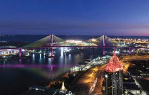 Landmark Bridge and Highway Venture