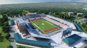 University Of Southern Alabama >> University Investment In Football Charges South
