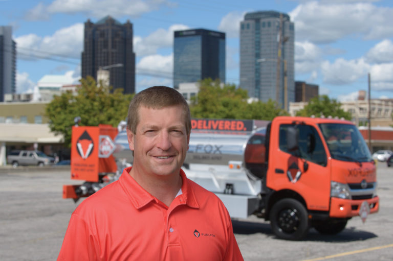 Fuel-Delivery Service Launches in Birmingham