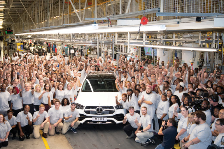 Mercedes-Benz Expansions Continue with New Bibb County Facility