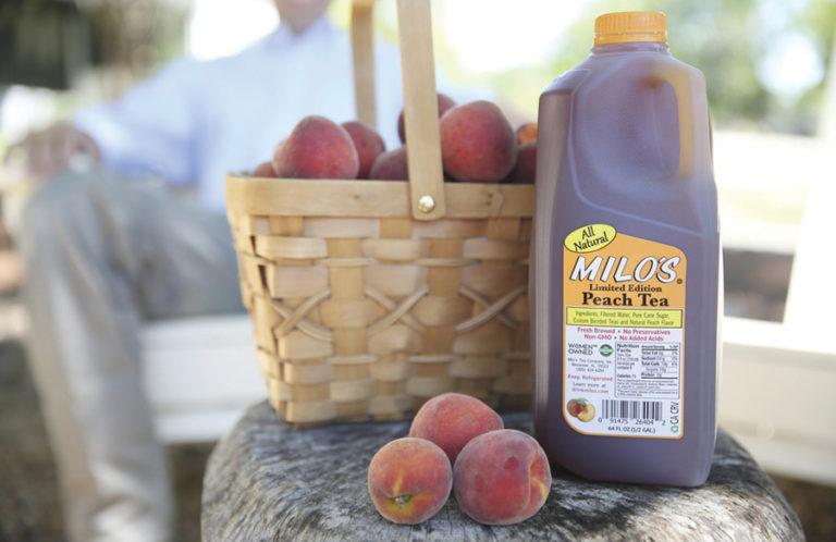 Sweet Tea Domination: Milo's Expands