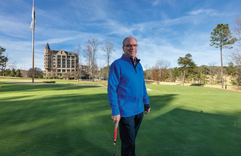 Business Catalyst Par Excellence: The Robert Trent Jones Golf Trail