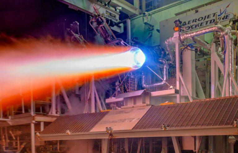 Aerojet Rocketdyne Fires Up Rocket Propulsion Facility in Huntsville