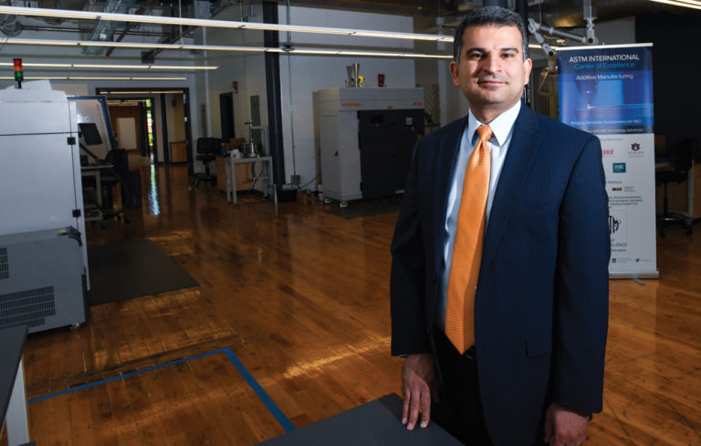 Auburn's Expansive Additive Manufacturing Centers