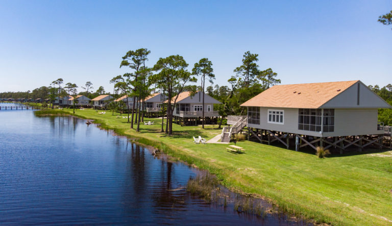 Gulf State Park's Eagle Cottages Gain National Geographic Recognition
