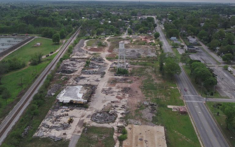 Abandoned, Eyesore Mill in Lanett Under New Management