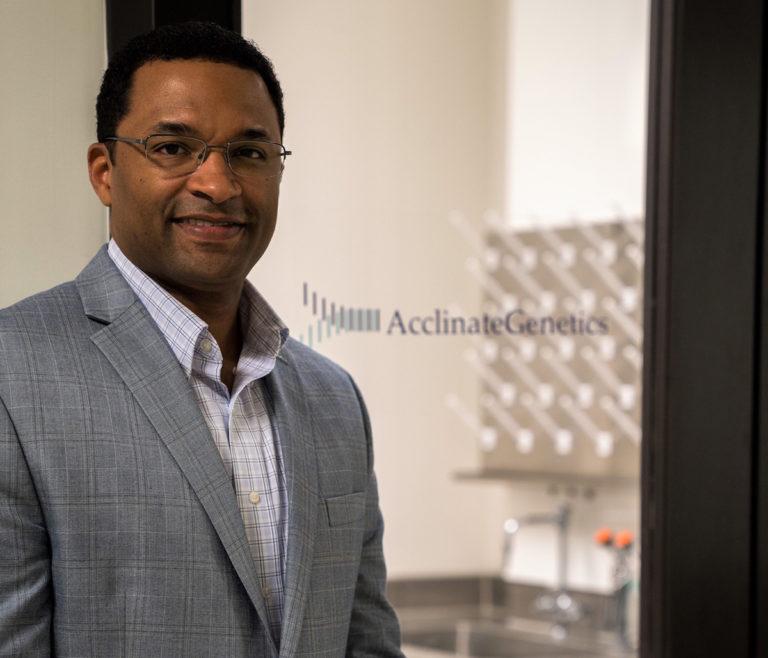Acclinate Genetics Works to Fight Health Disparities