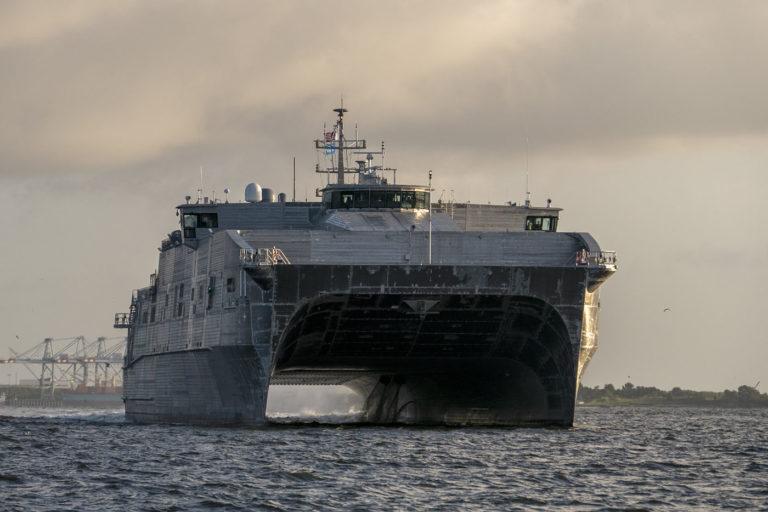 Newest Austal Ship Completes Sea Trials