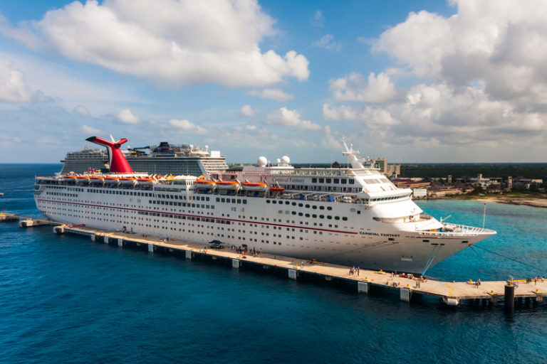 Mobile's Carnival Fantasy Dirtiest Cruise Ship, Says CDC