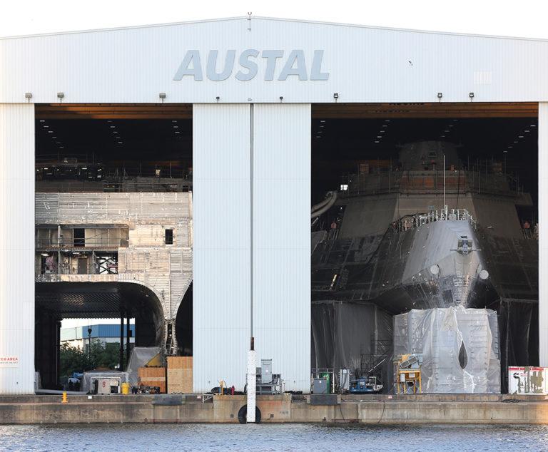 Austal Meets Deadline For $16 Billion Frigate Contract