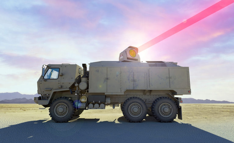 Dynetics Builds First Real Ray Gun for the Army