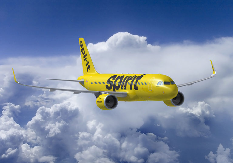 Spirit Airlines Signs on for 100 Airbus Neo Planes