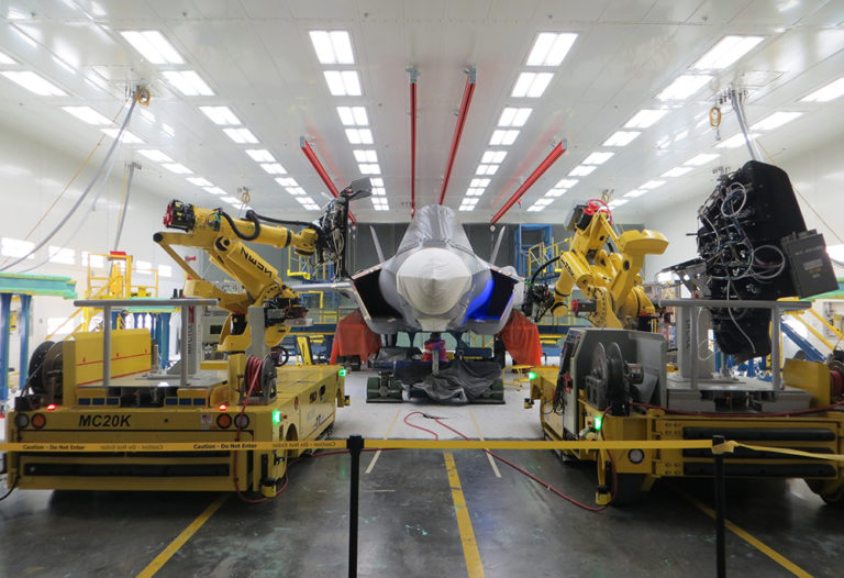 Aerobotix Reaches Robotic Milestone