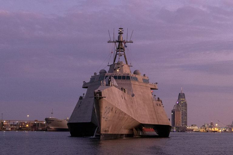 Austal Ship Completes Sea Trials