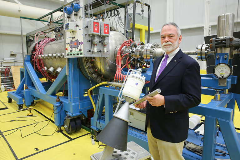 UAH Studies Nuclear Ride to Mars