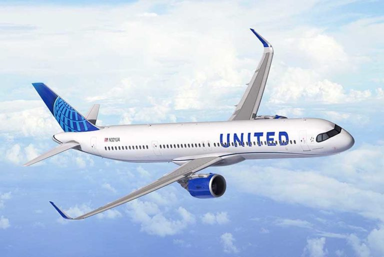 Airbus Chalks 50-Plane Sale to United Airlines