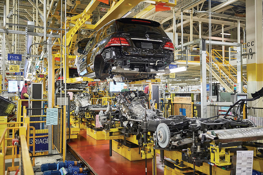 The State of Alabama's Auto Industry in 2020